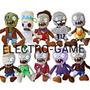Plantas Vs Zombies 2. Personajes De Peluche-calidad-importac