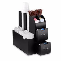 Organizador Vasos Servilletas Etc Para Oficina Y Cafe