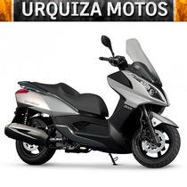 Moto Scooter Kymco Downtown 300i 0km Piaggio Urquiza Motos