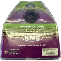 Kit Transmissão Com Retentor Honda Xre 300 - Kmc Gold