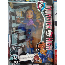 Robecca Steam Monster High Draculaura Frankie Stein Spectra