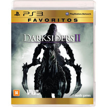 Darksiders 2 Favoritos Ps3 Midia Fisica Original Lacrado