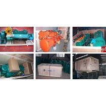Polipastos Electricos Y Fabricacion De Gruas Viajeras