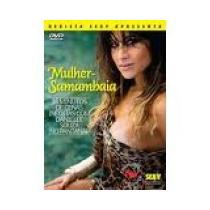 Dvd Sexy Making Of Mulher Samambaia Danielle Souza Original