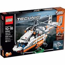 Lego Technic Helicoptero De Carga Pesada Modelo 42052 Sellad