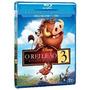 Blu-ray + Dvd Disney O Rei Leão 3 Hakuna Matata (duplo)