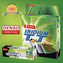 Bujia Iridium Tt Ik20tt Para Renault Clio 2005-2010 1.6 4-c