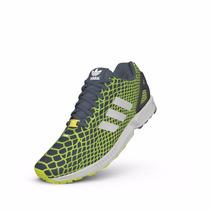 Zapatillas Running Hombre Adidas Zx Flux / Brand Spor