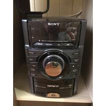 Radio Mp3 Mini System Sony Mhc-ex8br