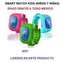 Smart Watch Kids Reloj Gps Niñas Y Niños Sim Card