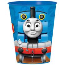 Vaso Plástico Importado Cotillón Thomas El Tren