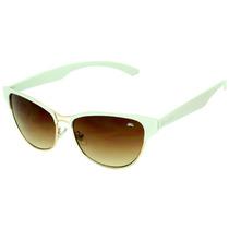 Óculos De Sol Sun John Sophia Branco