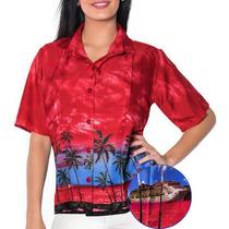 La Camisa De Leela Likre Nublado Playa Mar Rojo Mujeres