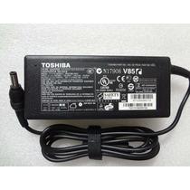 Cargador Original Toshiba Satellite Qosmio 60w 65w 75w 90w