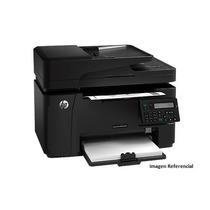 Impresora Hp Multifuncional Pro Mfp M127fn Laserjet