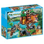 Playmobil Wild Life Casa Del Arbol De Aventuras Art. 5557