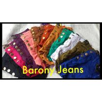 Kit 20 Shorts Hot Pants Coloridos