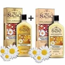 Shampoo Y Acondicionador Tio Nacho Anticaida 2 X 415 Ml