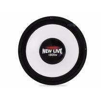 Woofer Tomahawk New Live 15 1800w Rms X Ultravox Eros Oz Hp