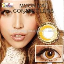 Olhos Cosplay - Circle Lens Mel 18mm-pronta Entrega !!