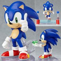 Sonic Nendoroid Lacrado Na Caixa Pronta Entrega Brinquedo