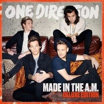 One Direction - Made In The A.m. Deluxe Edition (cd)