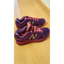 Zapatillas New Balance Talle 5 Us 22 Cm Y 35 Europeo