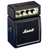 Marshall Ms-2 Mini Amplificador Portatil Guitarra