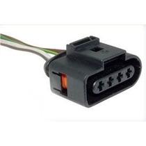 Plug Conector Chicote Bobina Ignição Up Audi A3 Jetta Gol G6