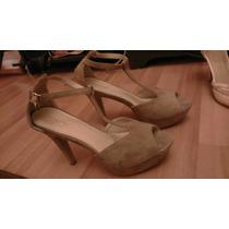 Zapatos Marquiz Beige 39 Nuevos