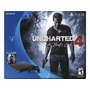 Playstation 4 Slim 500 Gb + Uncharted 4 + Ratchet And Clank