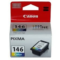 Cartucho Canon Cl-146 Tricolor Original Pixma Ip2810 Mg2410