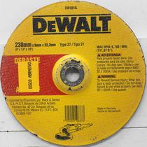 Disco De Corte Metal 9¿ Dewalt Dw4914l