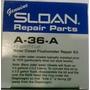 Kit De Reparacion Wc Fluxometro Sloan A36a Diafragma