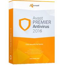 Antivirus Avast Premier 2016 1 Equipos - 1 Año - Original