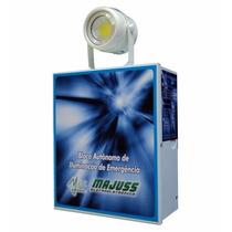 Bloco Autônomo Luz Emergência C/ Bateria C/ Led 3w 20 Horas