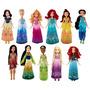 Muñecas Princesas De Disney Bella;ariel;blancanieves,todas!!