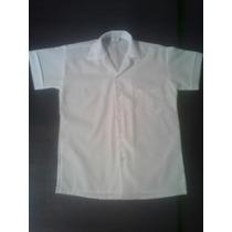 Camisa Escolar Blanca