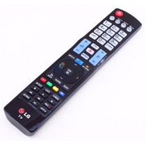Controle Tv Lg Smart 3d Akb73756502 Akb73756501 Original