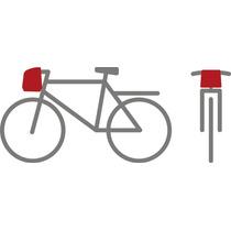 Alforja Bicicleta Abus St 5300 Kf Basico