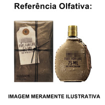 Perfume Inspirado No Diiesel Fueel For Life 65ml Contratipo