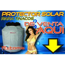 Protector Solar Para Tinaco Rotoplas 450, 600 Y 1100 Litros