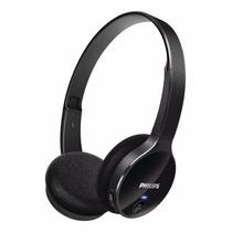 Audífonos Philips On Ear Bluetooth Mod. Shb4000 Manos Libres