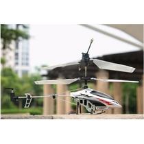 Helicoptero Estructura Metalica A Control Remoto Nuevos