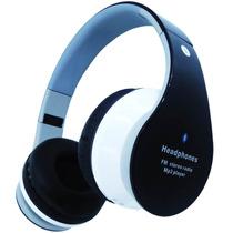 Fone Ouvido Bluetooth Mini Sd Mp3 Cartão Rádio Fm Sem Fio