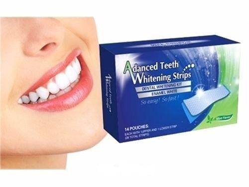 Whitestrips Fita Clareamento De Dente Clareadora Dental R 12 50
