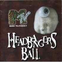 Mtv Headbangers Ball - Sabbath Pantera Brujeria Megadeth Cd