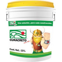 Sellador De Grietas Plasticreto Cubeta 19l Impermeabilizante