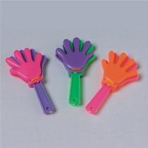 Clappers Mano Mini - Variedad De Colores
