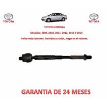 Bieleta, Varilla P/ Cremallera Direccion Toyota Corolla 2011